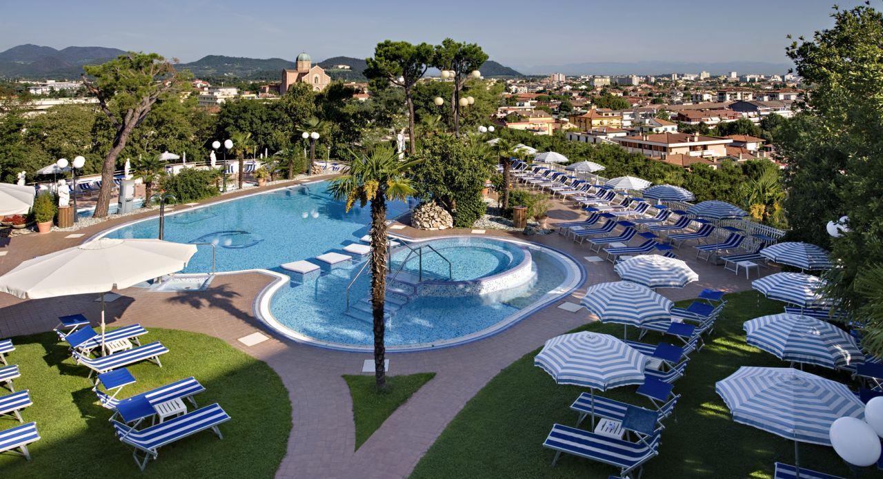 Hotel terme augustus colli euganei - Piscine termali abano aperte al pubblico ...
