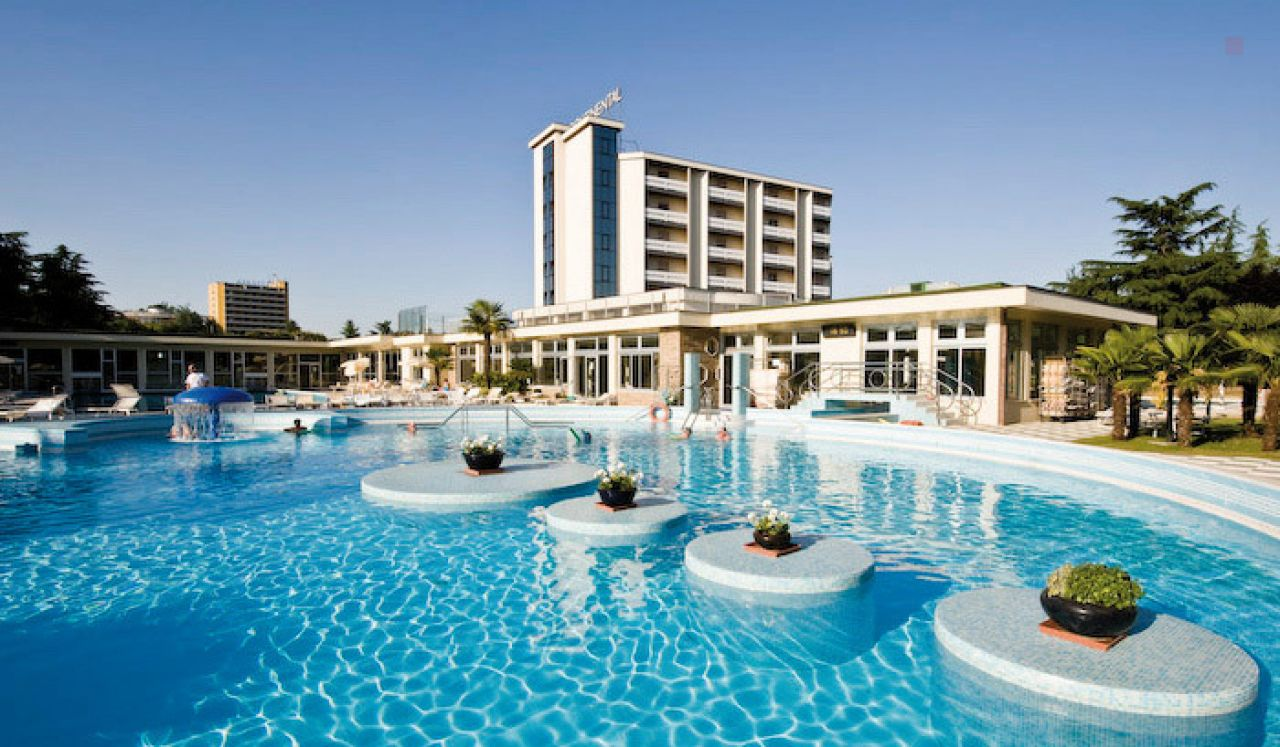 Continental terme hotel colli euganei - Hotel mioni royal san piscine ...