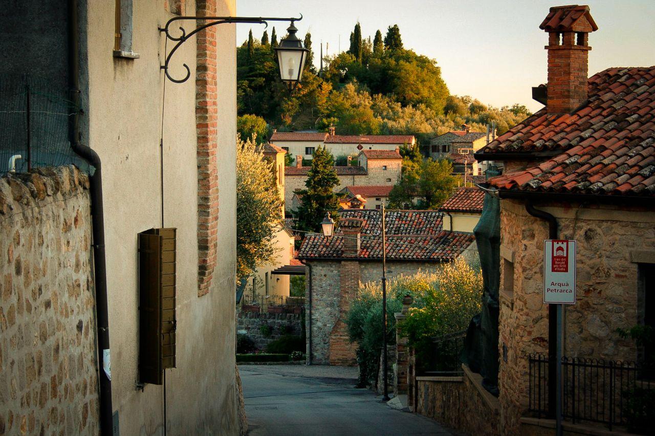 Borgo Arquà Petrarca