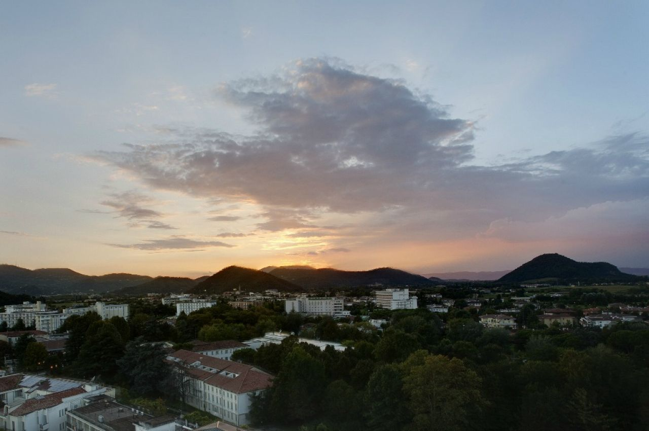 Panoramic Hotel Plaza Abano Terme