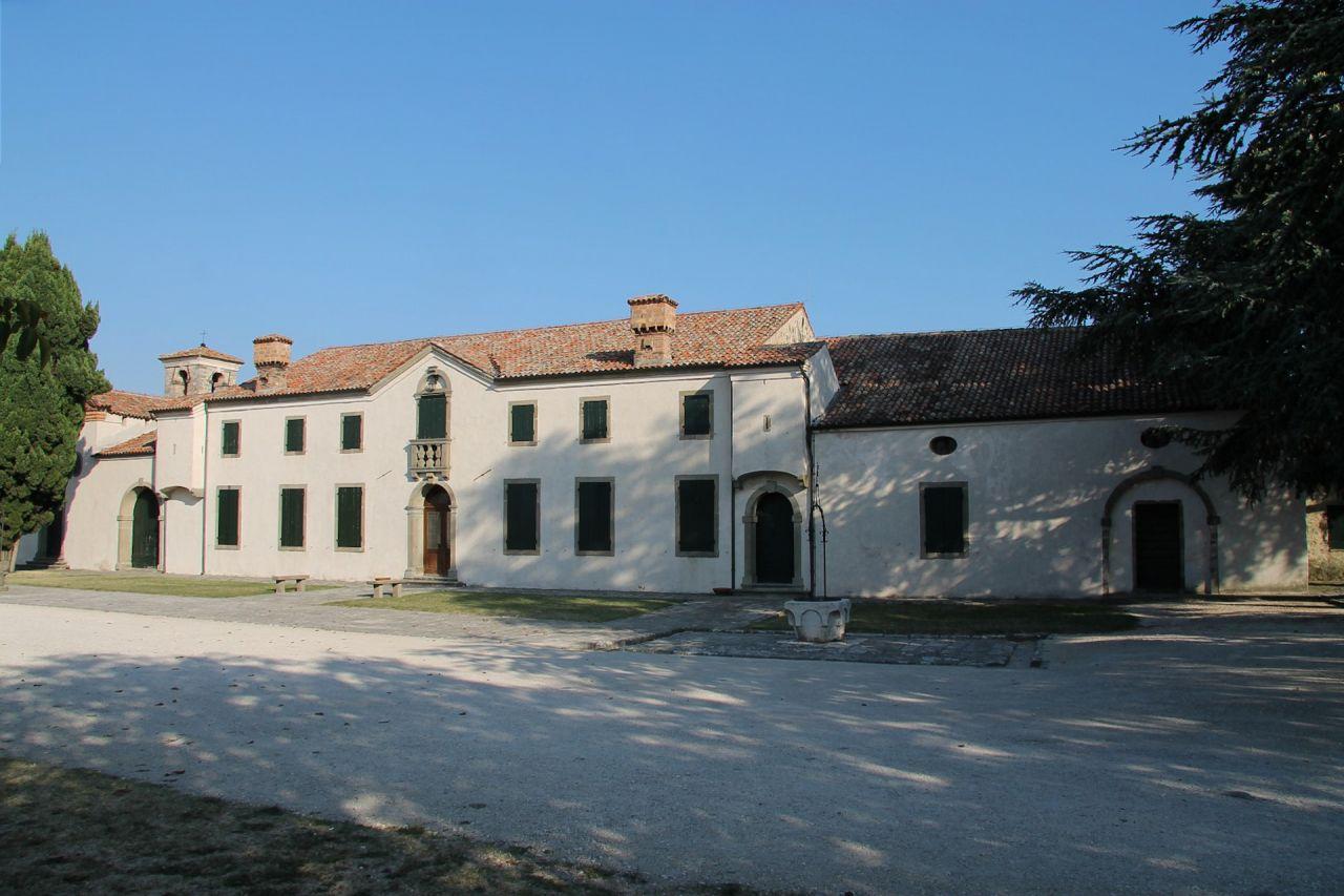 Villa Beatrice D\'Este sul monte Gemola a Baone | Colli Euganei