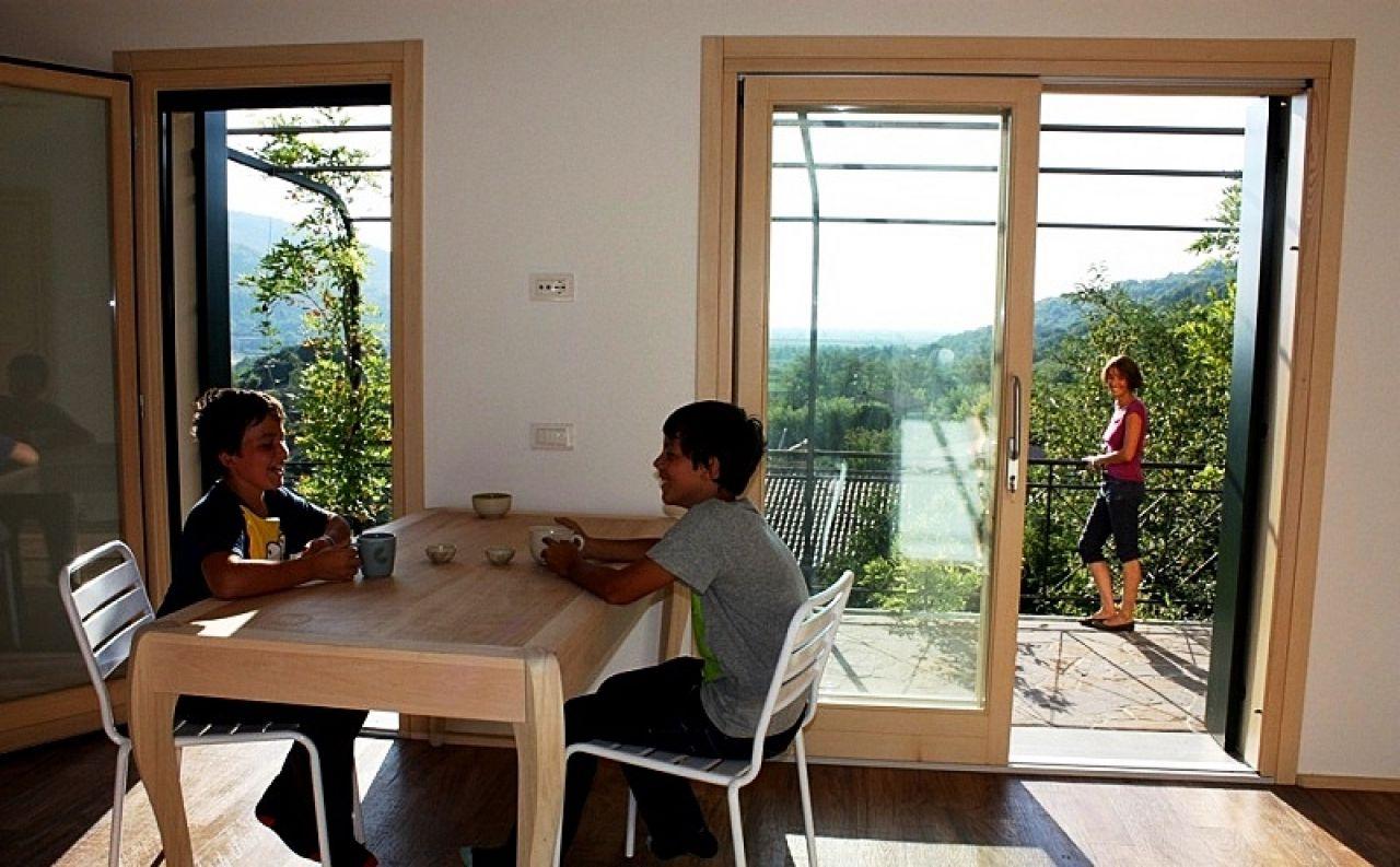 La finestra sui colli b b e centro naturalistico for Finestra 4 tolmezzo