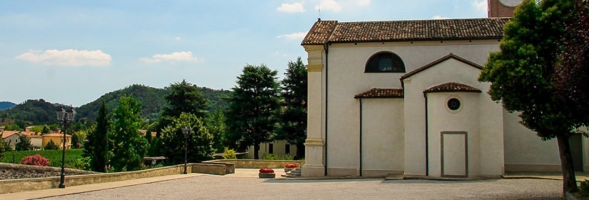 Church of San Martino in Luvigliano