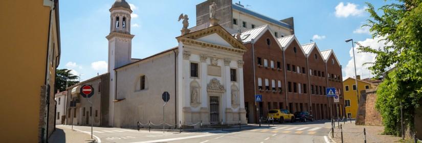 Chiesa S. Maria del Carmine a Este