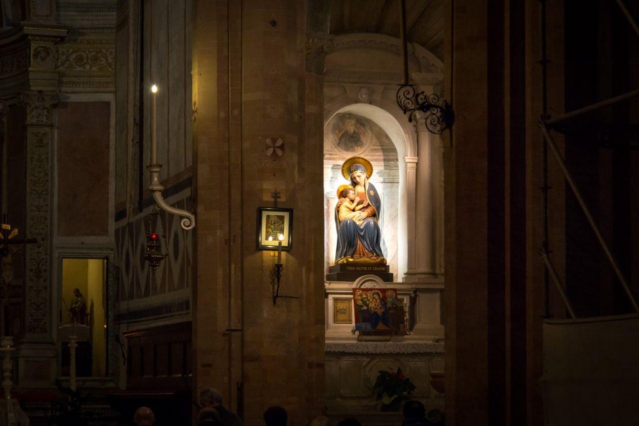 Santuario Della Madonna Della Salute Di Monteortone