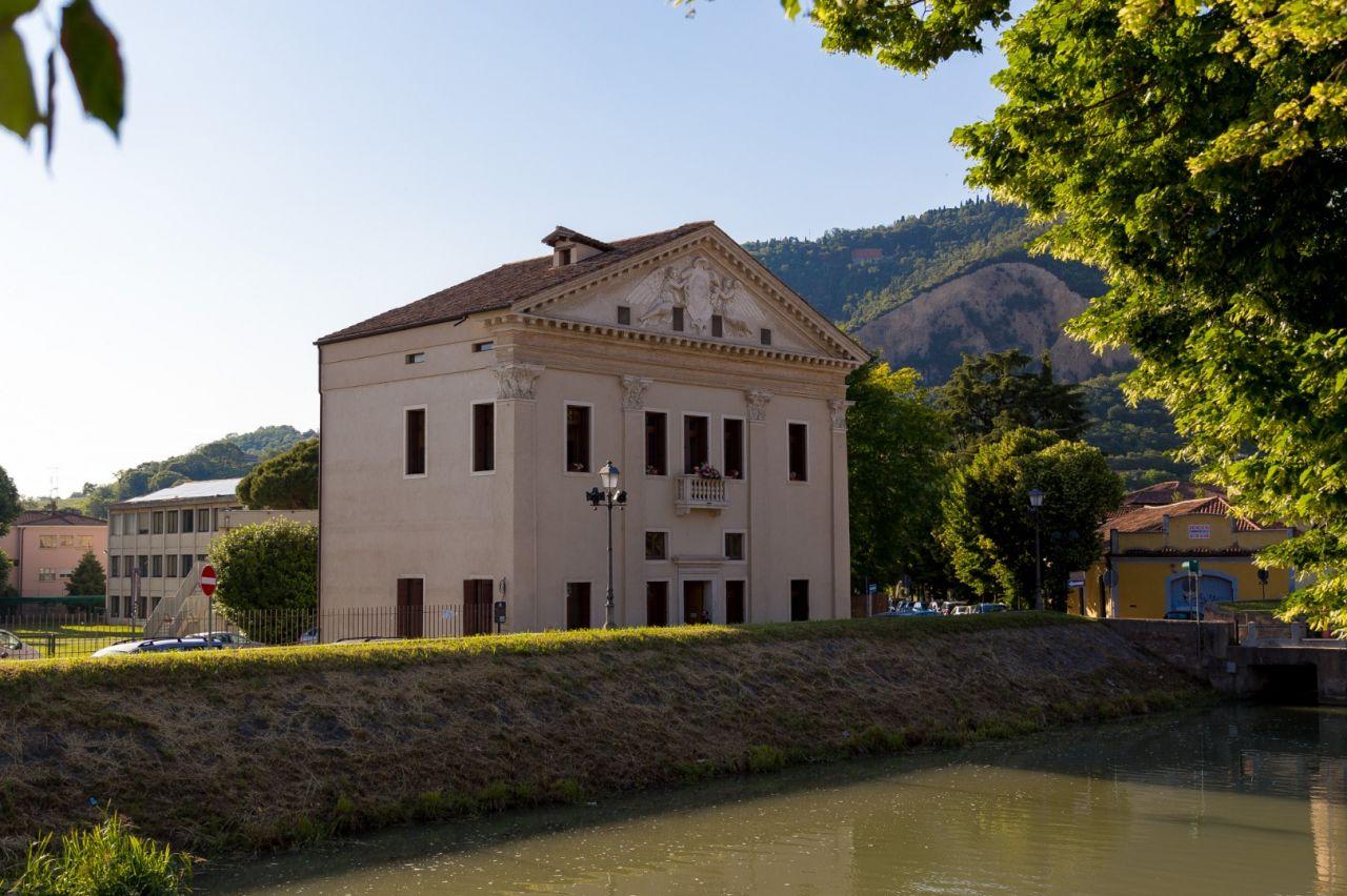 Villa A Tre Piani villa pisani di monselice   colli euganei
