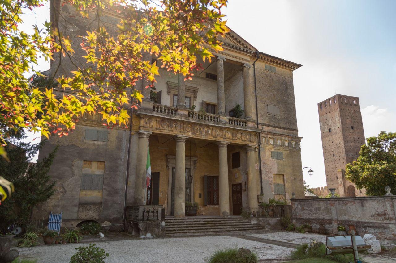 Interni Di Villa Pisani : Villa pisani a montagnana colli euganei