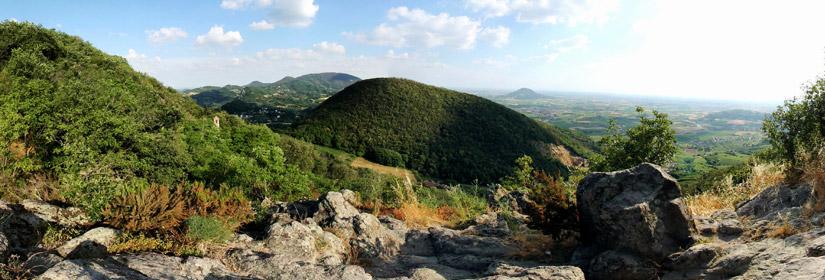 Punti Panoramici dei Colli Euganei