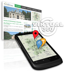 Virtual Tour + Geolocalization